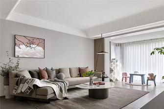 15-20万120平米三室两厅混搭风格客厅图片