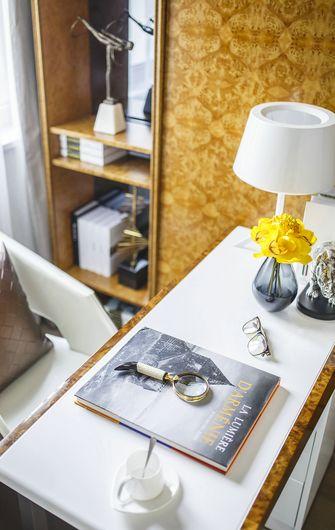 140平米现代简约风格梳妆台欣赏图