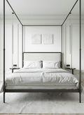 100平米三欧式风格卧室欣赏图