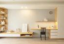 经济型80平米三室一厅北欧风格客厅装修案例