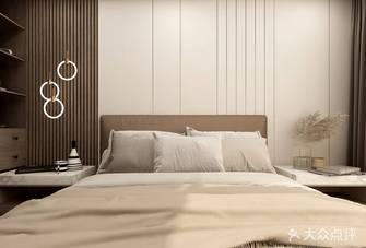 5-10万90平米三混搭风格卧室设计图