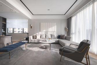 20万以上140平米三室两厅法式风格客厅设计图
