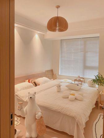 富裕型90平米日式风格卧室装修图片大全