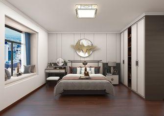 富裕型130平米三室两厅中式风格卧室装修案例