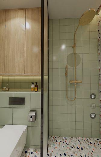 10-15万90平米三室两厅北欧风格卫生间图片