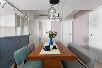 3万以下40平米小户型美式风格餐厅图片