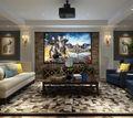 140平米别墅美式风格影音室装修效果图