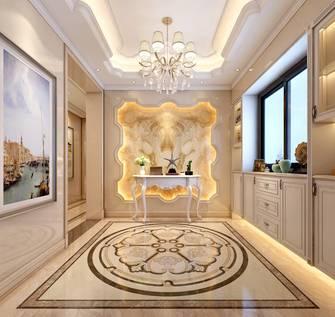 20万以上140平米别墅欧式风格玄关装修案例