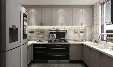 富裕型100平米三轻奢风格厨房装修效果图