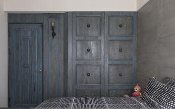 10-15万120平米三室一厅工业风风格卧室装修图片大全