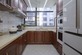 140平米复式美式风格厨房图片