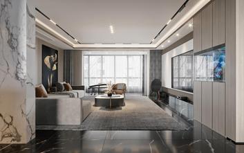 140平米四室两厅港式风格客厅图