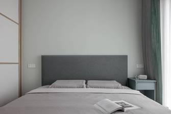 5-10万90平米北欧风格卧室效果图