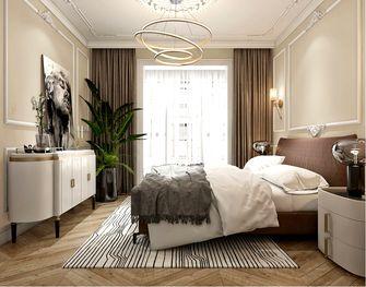 富裕型三室一厅法式风格卧室设计图