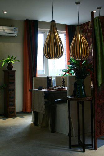140平米四东南亚风格客厅设计图