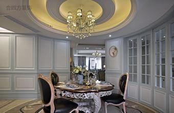 10-15万90平米别墅法式风格其他区域装修案例