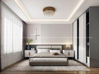 豪华型140平米四室四厅轻奢风格卧室装修图片大全