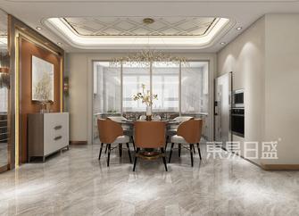 20万以上140平米四室三厅混搭风格餐厅欣赏图