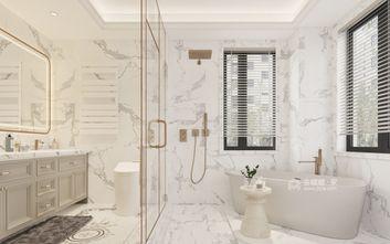 20万以上140平米复式法式风格卫生间装修案例