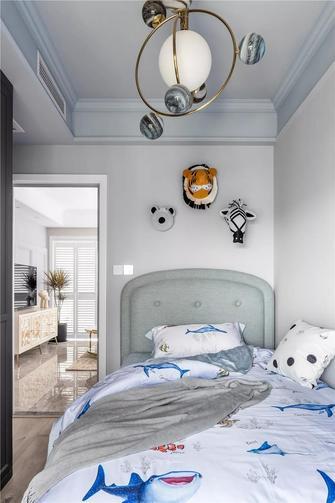 140平米四室两厅法式风格青少年房图