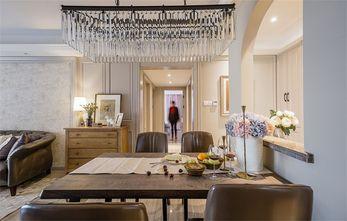 10-15万130平米三法式风格餐厅装修效果图