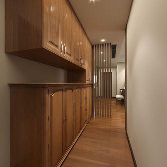富裕型120平米三室三厅中式风格玄关图片大全