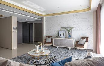 130平米三欧式风格客厅图