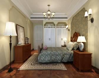 豪华型140平米复式地中海风格卧室装修图片大全