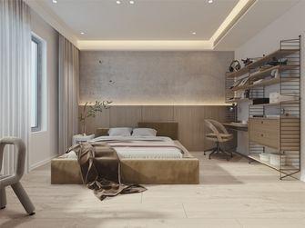 豪华型70平米一室一厅混搭风格卧室装修图片大全