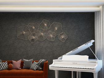 公寓欧式风格客厅图