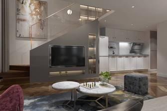 60平米复式新古典风格厨房设计图