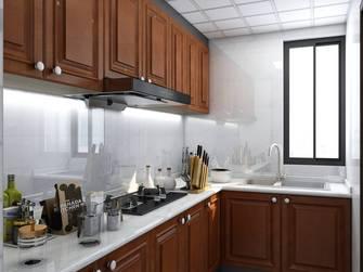 10-15万100平米四中式风格厨房设计图