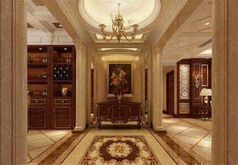 120平米三室三厅欧式风格客厅图片大全