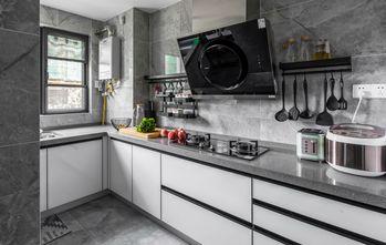 10-15万120平米三室一厅现代简约风格厨房装修案例