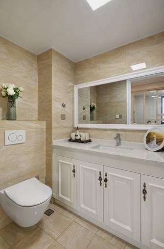 15-20万140平米四室三厅现代简约风格卫生间装修图片大全