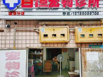 百恒宠物诊所(诚信分店)