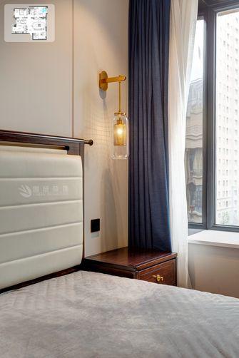 富裕型140平米复式中式风格卧室装修图片大全