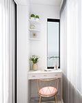 50平米一居室现代简约风格梳妆台装修图片大全