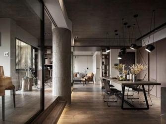 90平米混搭风格餐厅装修案例