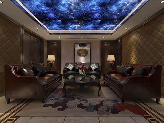 140平米三中式风格影音室图