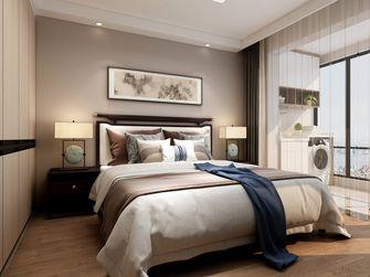 20万以上110平米中式风格卧室设计图