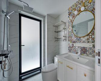 经济型70平米三室两厅美式风格卫生间装修案例
