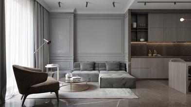 豪华型140平米四室三厅美式风格客厅欣赏图