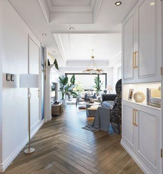 豪华型140平米三室两厅法式风格玄关装修图片大全
