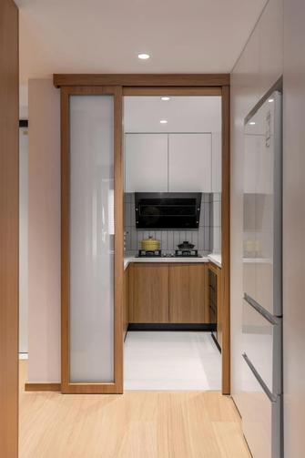 60平米混搭风格厨房欣赏图