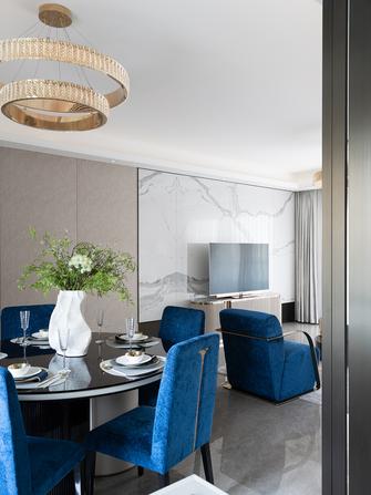 15-20万140平米四室两厅现代简约风格餐厅装修图片大全
