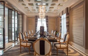 140平米复式欧式风格餐厅图片大全