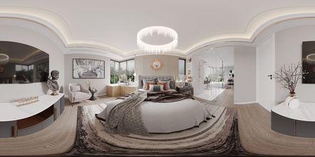豪华型140平米四室三厅美式风格卧室装修案例