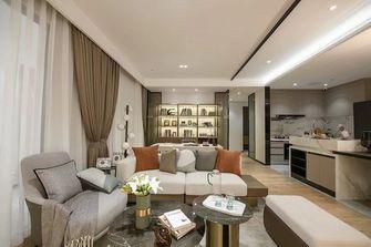 3-5万70平米一室两厅轻奢风格客厅效果图