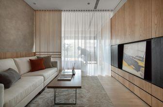 3-5万60平米公寓日式风格客厅装修案例